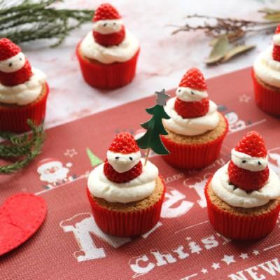 圣诞季,香到醉人的cupcake这样做,咖啡控绝不能错过