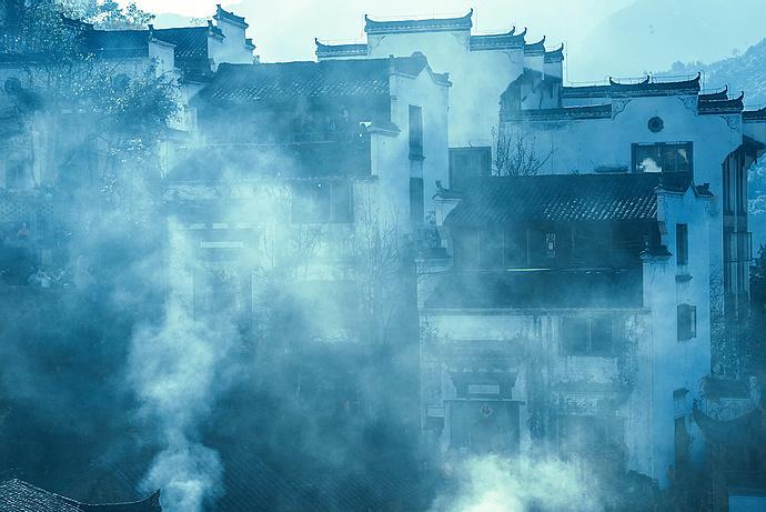 """【江西】我為什么說去篁嶺是看""""曬秋展""""?"""