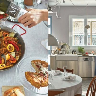 西班牙海鮮飯Paella