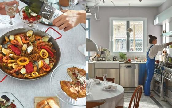 西班牙海鮮飯Paella(西班牙海鮮飯Paella)
