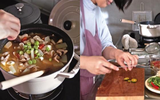 豬肉蔬菜味噌湯(豬肉蔬菜味噌湯)