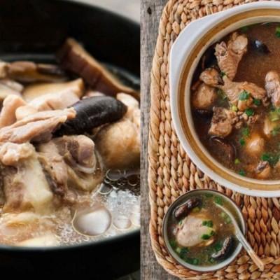 玉米香菇煲雞養生湯食譜
