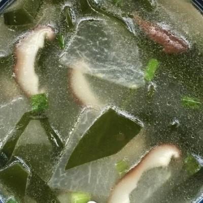海帶冬瓜湯