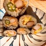 寿司卷(超好用的清冰箱食谱)
