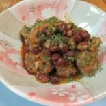 燉羊肉丸紅豆