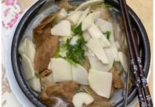 素食-豆筍時令筍子湯
