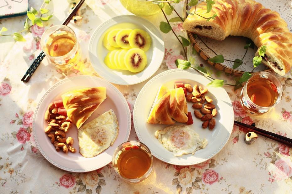 爱她就给她做早餐--营养早餐食谱