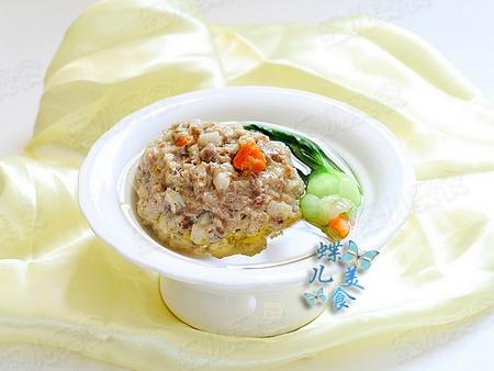 清炖蟹粉狮子头--著名淮扬菜