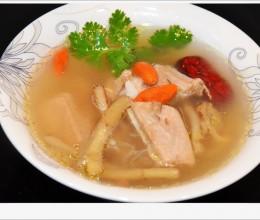 折耳根煲羊排滋补汤--抗感冒靓汤