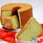 大麦若叶青汁蛋糕--排毒养颜