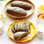 抹茶麻薯夾心軟歐面包