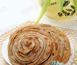 香葱褐麦粉旋饼