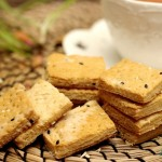 千层饼干--不用黄油,普通面粉
