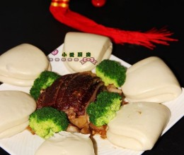 蒸碗条子肉--陕西菜