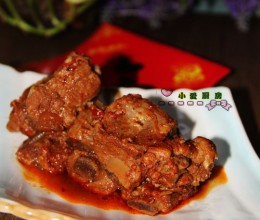 臊子排骨--陕西菜