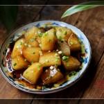 蚝油白萝卜