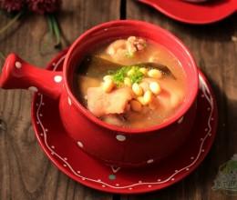 黄豆猪蹄汤-孕产妇最佳美食