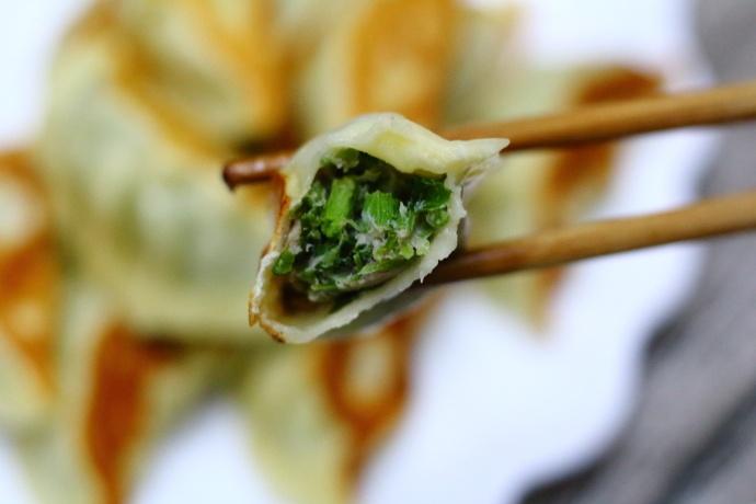 芹菜馅饺子