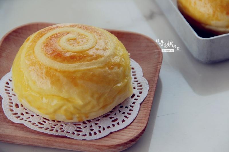 卡仕达酱面包