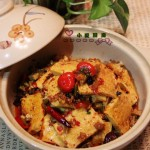 千叶豆腐煲