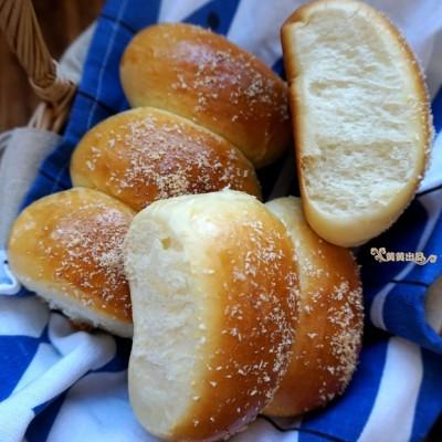 菠萝馅面包