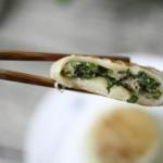 荠菜馅饼(电饼铛食谱)