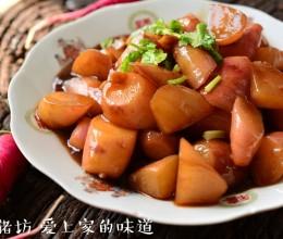 素烧萝卜--春季吃它能搞定咽炎