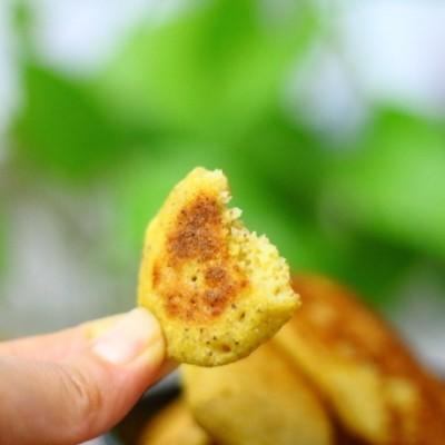 豆浆玉米饼