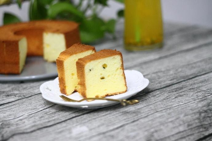 百香果蛋糕
