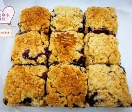 蓝莓小酥饼
