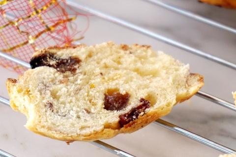 西西里柠檬核果面包