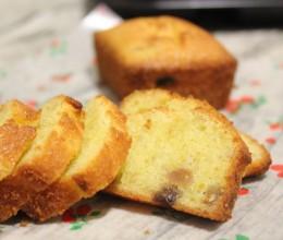 香蕉提子磅蛋糕