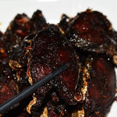 五香熏鲅鱼--青岛人最爱的下酒菜