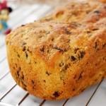 烤肠茼蒿面包