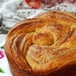 浓香花生酱面包