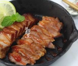 蜜汁叉烧肉--粤菜中广受欢迎的美味