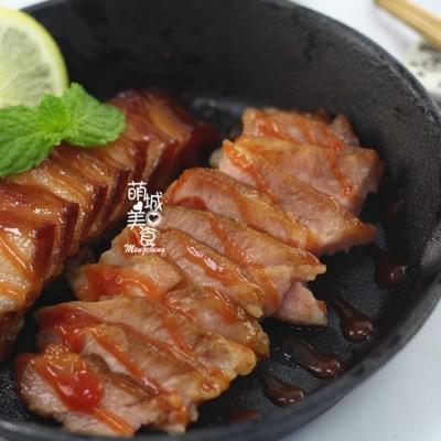 蜜汁叉燒肉--粵菜中廣受歡迎的美味