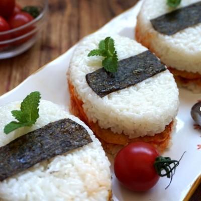 这样子的寿司你见过没?