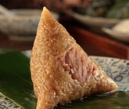 鲜肉粽子的做法和配料