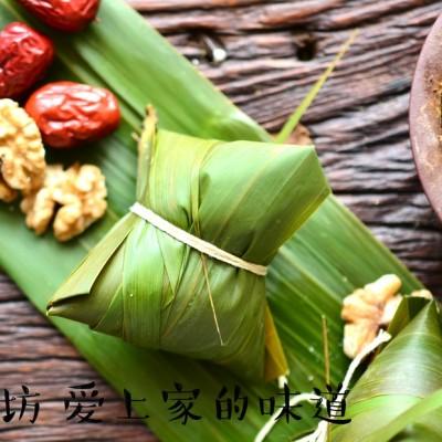 豆沙粽子的做法和包法