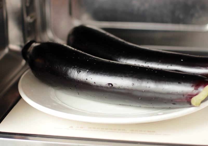 6分钟做开胃茄子,抗衰老抗辐射!