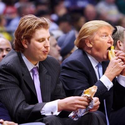 特朗普同款三明治