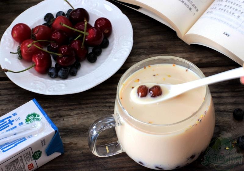 珍珠奶茶制作方法