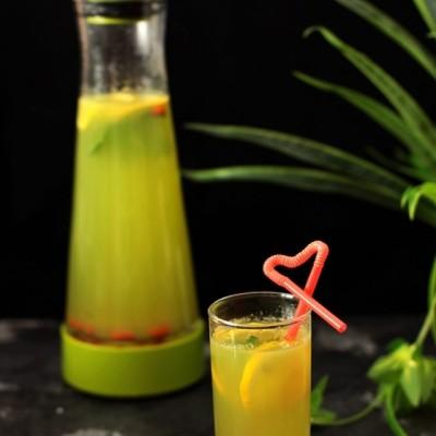 柠檬苦瓜饮料-上火、长痘、口腔溃疡,它来帮忙!