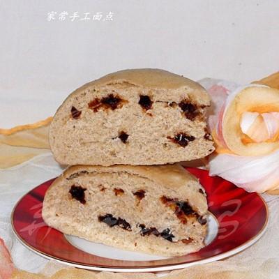 小米面红枣刀切