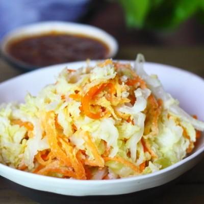 胡萝卜圆白菜
