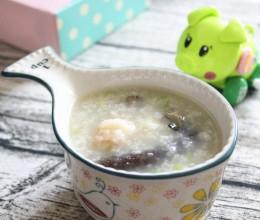 芹香海鲜粥
