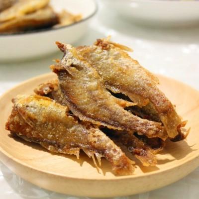 黄花鱼怎么做好吃-香酥小黄花鱼