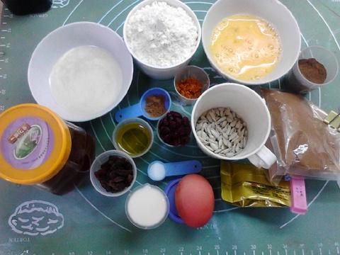 天然酵种希腊复活节面包