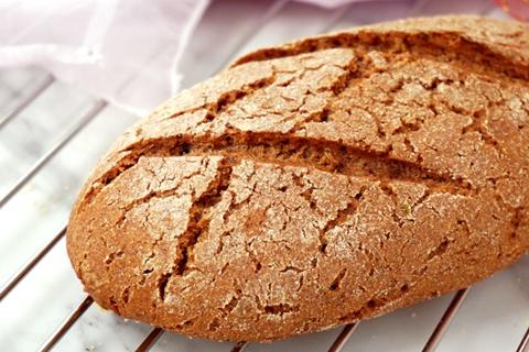 100%酸面团黑麦面包